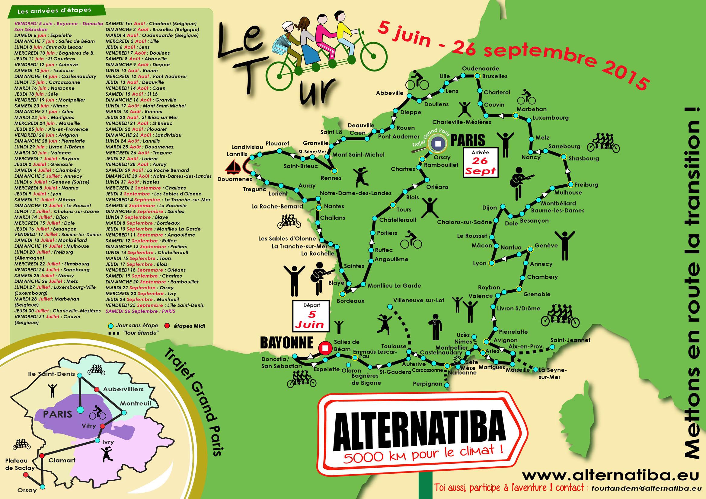 letourversionFINALE Alternatiba à St Go le 11 juin