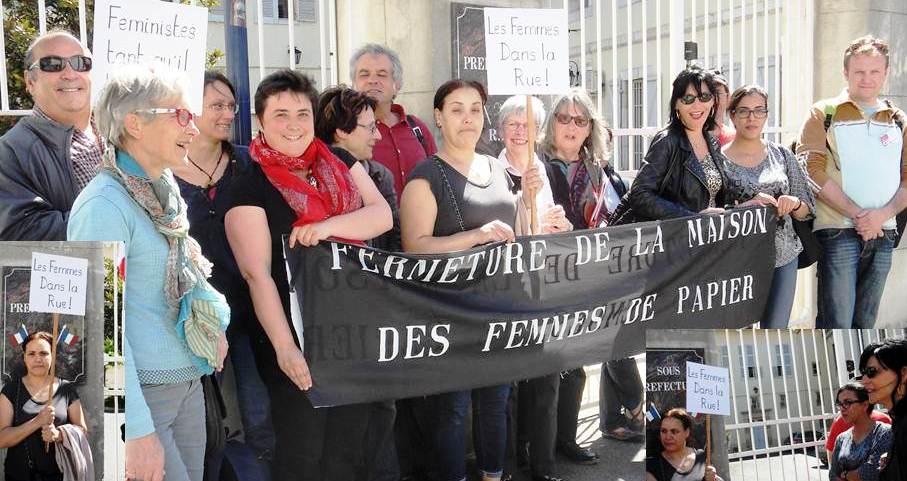 Présentation11 Femmes de papier à la s/pref